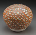 American Indian Art:Pottery, An Acoma Polychrome Jar ... (Total: 0 )