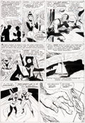 Original Comic Art:Panel Pages, Don Heck Tales To Astonish #46 Story Page 6 Original Art (Marvel, 1963)....