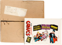King Comics Original Shipping Case With Complete Contents (King Comics, 1967)