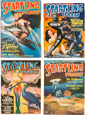 Pulps:Science Fiction, Startling Stories Box Lot (Standard, 1939-53) Condition: Average FN/VF....
