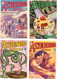 Astounding Stories Box Lot (Street & Smith, 1930-42) Condition: Average VG/FN.... (Total: 2 Box Lots)