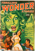 Pulps:Science Fiction, Thrilling Wonder Stories - Winter 1944 Yakima Pedigree (Standard, 1944) Condition: FN/VF....