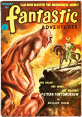 Pulps:Science Fiction, Fantastic Adventures - February 1952 Yakima Pedigree (Ziff-Davis) Condition: VF+....