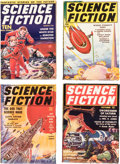 Pulps:Science Fiction, Science Fiction Complete Series Group of 12 (Columbia, 1939-41) Condition: Average FN-.... (Total: 12 Items)