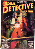 Pulps:Detective, Dime Detective Magazine - June 1938 (Popular) Condition: FN-....