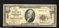 National Bank Notes:Tennessee, Harriman, TN...
