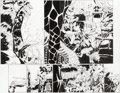 Original Comic Art:Panel Pages, Chris Bachalo and Al Vey Doctor Strange #20 Pages 1 and 2 Original Art (Marvel Comics, 2017).... (Total: 2 Original Art)