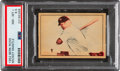 Baseball Cards:Singles (1950-1959), 1952 Berk Ross Mickey Mantle PSA NM-MT+ 8.5 - Pop One, None Higher....