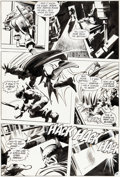 Original Comic Art:Panel Pages, Gene Colan and Klaus Janson Batman #343 Story Page 15 Original Art (DC, 1982)....