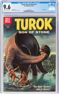 Turok, Son of Stone #13 (Dell, 1958) CGC NM+ 9.6 Off-white to white pages