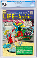 Silver Age (1956-1969):Humor, Life With Archie #54 (Archie, 1966) CGC NM+ 9.6 White pages....