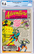 Silver Age (1956-1969):Superhero, Adventure Comics #340 (DC, 1966) CGC NM+ 9.6 Off-white to white pages....