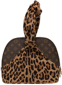 "Louis Vuitton x Alaia Limited Edition Centenaire Monogram Alma Bag Condition: 2 12.5"" Width x 9"" Height x 5&qu..."