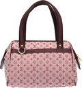 "Luxury Accessories:Bags, Louis Vuitton Cherry Monogram Mini Lin Josephine PM Bag. Condition: 2. 11"" Width x 7"" Height x 5"" Depth. ..."