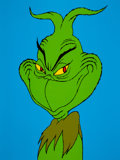 Animation Art:Seriograph, Dr. Seuss's How the Grinch Stole Christmas Limited Edition Serigraph (MGM/Linda Jones ...