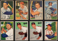 1952 Bowman Baseball Collection (211) - Includes Stars & Hall of Famers