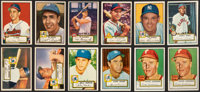 1952 Topps Baseball Collection (128) - Includes Stars & Hall of Famers