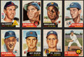 Baseball Cards:Lots, 1953 Topps Baseball Collection (60) - Includes Stars & Hall of Famers....