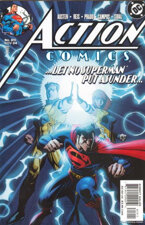 Issue cover for Issue #819