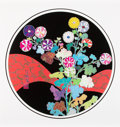 Prints & Multiples, Takashi Murakami (b. 1962). Kansei: Fresh Blood, 2014. Offset lithograph in colors on satin white pape...