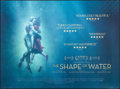 "Movie Posters:Fantasy, The Shape of Water (20th Century Fox, 2017). Rolled, Very Fine. British Quad (30"" X 40"") DS. Fantasy.. ..."