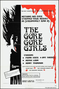 "The Gore Gore Girls and Other Lots (Lewis Enterprises, 1972). Folded, Very Fine-. One Sheets (4) (27"" X 41"", 3..."