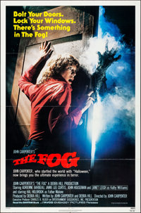 "The Fog (Avco Embassy, 1980). Folded, Very Fine+. One Sheet (27"" X 41"") Style B. Horror"