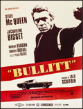 """Movie Posters:Crime, Bullitt (Solaris, R-2006). Rolled, Very Fine/Near Mint. French Petite (15.75"""" X 20.75""""). Crime.. ..."""