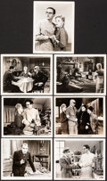 """Movie Posters:Horror, The Invisible Man Returns (Universal/Realart, 1940/R-1947). Fine+. Photos (11) & International Photos (3) (8"""" X 10""""). Horror... (Total: 14 Items)"""