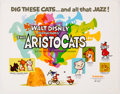 Memorabilia:Print, Aristocats Group of 9 Lobby Cards (Walt Disney, 1970/1980s). ... (Total: 9 )