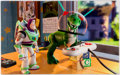 Memorabilia:Print, Toy Story 2 Buzz Lightyear and Rex Limited Edition Gicleé on Canvas (Disney/Pixar, 1999).. ...