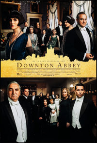 """Downton Abbey (Focus Features, 2019). Rolled, Very Fine+. One Sheet (27"""" X 40"""") DS, Advance, Two Styles. Drama..."""