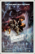 """Movie Posters:Science Fiction, The Empire Strikes Back (20th Century Fox, 1980). Flat Folded, Very Fine+. One Sheet (27"""" X 41"""") Style A, Roger Kastel Artwo..."""