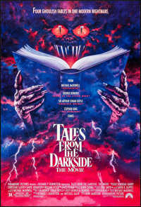 """Tales from the Darkside: The Movie & Other Lot (Paramount, 1990). Rolled, Very Fine-. One Sheets (2) (27"""" X..."""