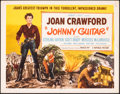 "Movie Posters:Western, Johnny Guitar (Republic, 1954). Fine/Very Fine. Title Lobby Card (11"" X 14""). Western.. ..."