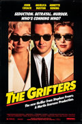 """Movie Posters:Crime, The Grifters & Other Lot (Miramax, 1990). Rolled, Overall: Very Fine. One Sheets (2) (27"""" X 41"""" & 27"""" X 40"""") SS. Crime.. ... (Total: 2 Items)"""