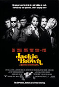 """Movie Posters:Crime, Jackie Brown (Miramax, 1997). Rolled, Very Fine+. One Sheets (2) (27"""" X 40"""") SS, Teaser and Advance Styles. Crime.. ... (Total: 2 Items)"""