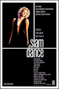 "Slam Dance & Other Lot (Island, 1987). Rolled, Very Fine. One Sheets (2) (27"" X 41"") SS. Mystery. ... (Tot..."