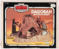 Star Wars: The Empire Strikes Back Dagobah Playset (Kenner, 1981)