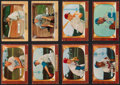 Baseball Cards:Lots, 1955 Bowman Baseball Collection (43) - Includes Stars & Hall of Famers....