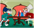 Animation Art:Limited Edition Cel, Riverboat Rabbit Bugs Bunny Limited Edition Cel (Warner Brothers, 2000).. ...