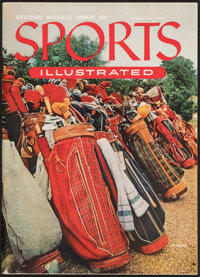 1954 Sports Illustrated - Second Issue