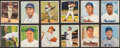 Baseball Cards:Lots, 1950 Bowman Baseball Collection (191) - Includes Stars & Hall of Famers....