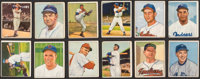 1950 Bowman Baseball Collection (191) - Includes Stars & Hall of Famers