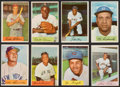 Baseball Cards:Lots, 1954 Bowman Baseball Collection (75) - Includes Stars & Hall of Famers....