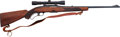 Long Guns:Bolt Action, Winchester Model 88 Bolt Action Rifle with Telescopic Sight.. ...