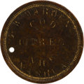 Militaria:Insignia, 10th Regiment New Hampshire Infantry: George Marden Dog Tag. . ...