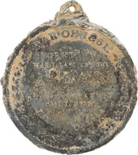 """70th New York Volunteers [""""Excelsior Regiment""""]: P. S. Donahue Dog Tag"""