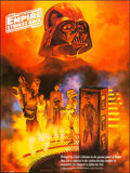"""Movie Posters:Science Fiction, The Empire Strikes Back (Coca-Cola, 1980). Rolled, Very Fine+. Coca-Cola Premium Poster Set of 3 (18"""" X 24"""") Boris Vallejo A... (Total: 3 Items)"""