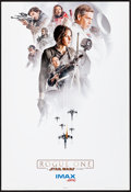 Movie Posters:Science Fiction, Rogue One: A Star Wars Story (Walt Disney Studios, 2016). Rolled, Very Fine/Near Mint. AMC IMAX Exclusive Poster Set of 3 (1... (Total: 3 Items)